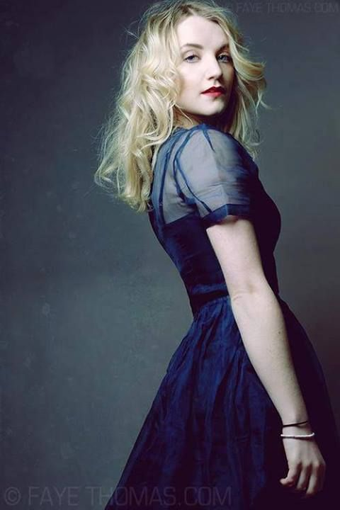Evanna Lynch photo by Faye Thomas