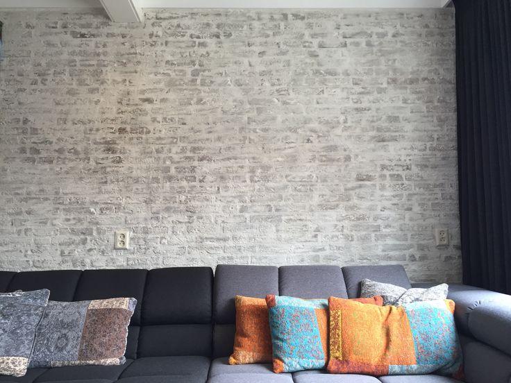 25 beste ideeà n over bakstenen muren op pinterest interieur