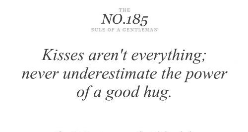 The Rules Of A Gentleman  5432 on http://sayingimages.com