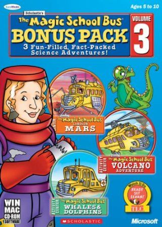 The Wild Whale (magic School Bus Chapter Book, 3)