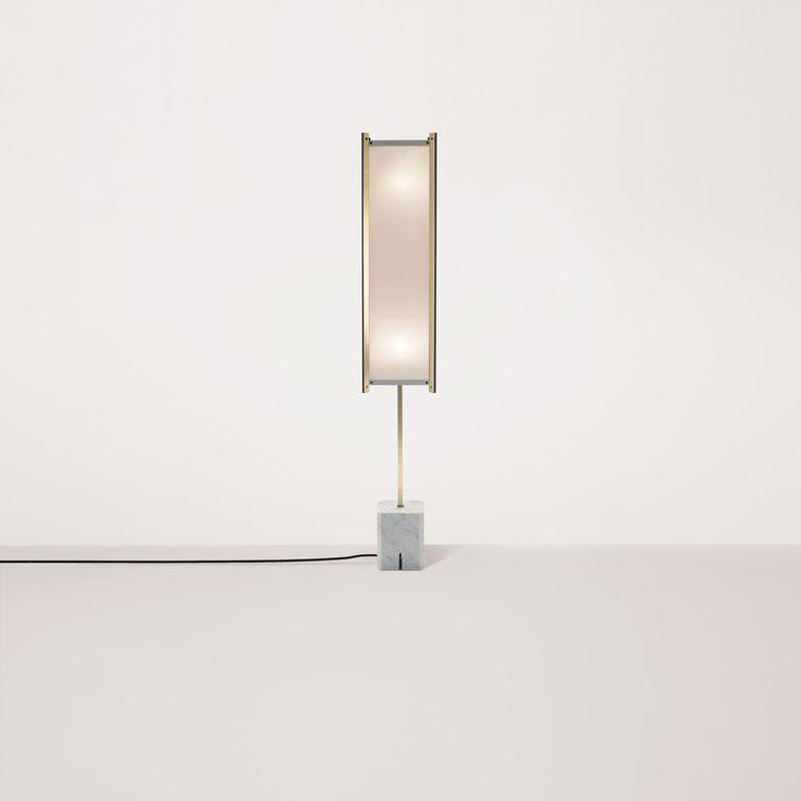 Prisma floor lamp by Azucena SRL