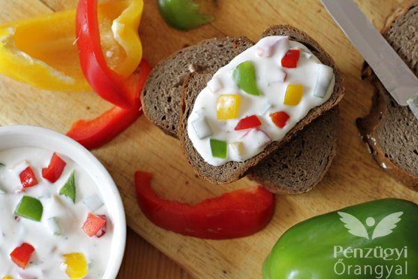 Paprikás szendvicskrém http://www.penzugyiterkep.hu/bravuros-beosztok-5-olcso-szendvicskrem