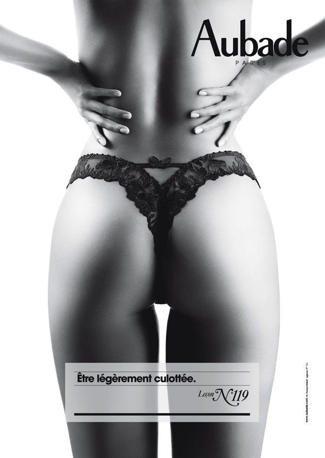Aubade Leçons de séduction Leçons 115-140 - lingerie bikini, micro lingerie, swimsuit lingerie