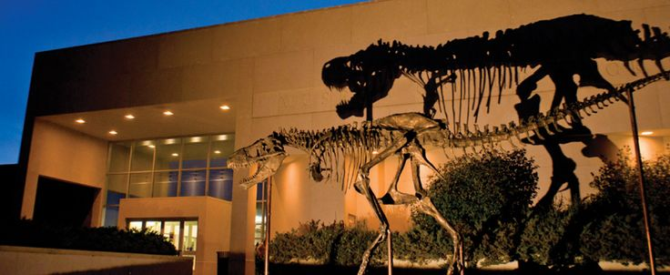 Museum of the Rockies - one of our favorite museums.  Home to Dr. Jack Horner (paleontologist), great dinosaur displays - and during the summer, the Living History Farm (homestead reenactment), plus traveling displays, planetarium, etc.  It's worth a detour to visit Bozeman and MOR!