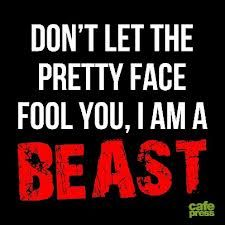 Fitness Beast Quotes | Fitness and Workout