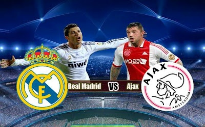 مشاهدة مباراة ريال مدريد واياكس امستردام الثلاثاء 4/12/2012 بث مباشر