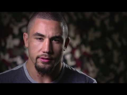 Fight Night Melbourne: Robert Whittaker - Rising to the Top