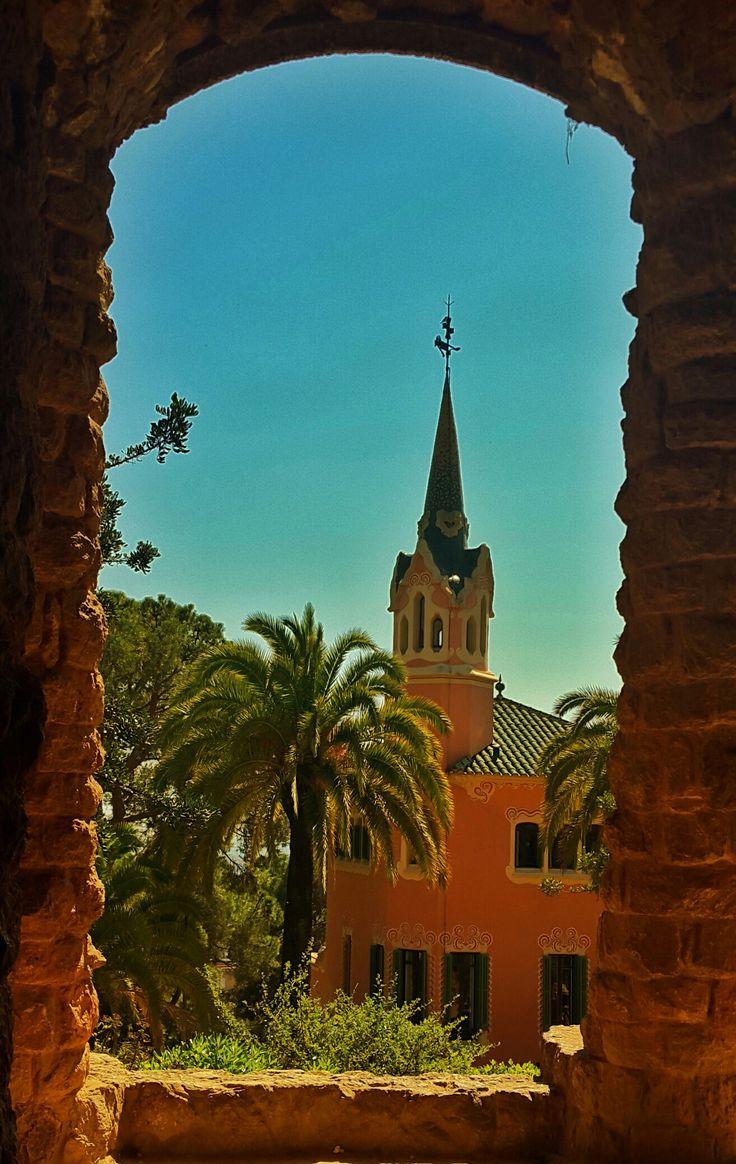 Guell sarayı