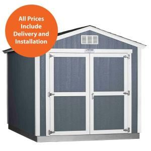Tuff Shed Installed Tahoe 8 ft. x 12 ft. x 8 ft. 6 in. Installed for $2800