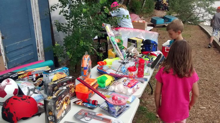 Lots of prizes for everybody.