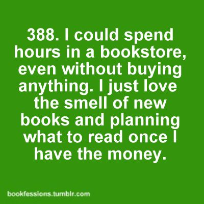I Do This So Much I Literally Never Buy Books.