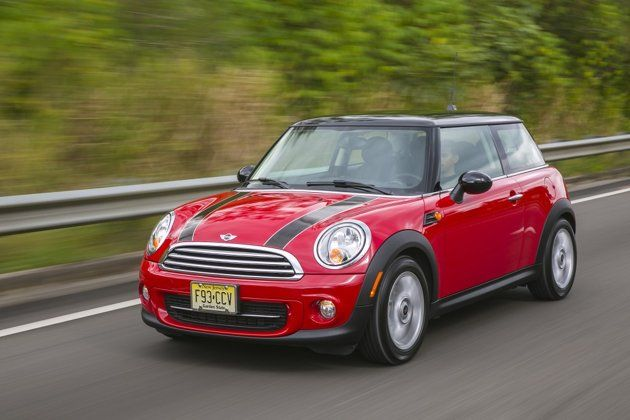"""The Best Cars You Can Buy, with an emphasis on the word """"best."""" Overall -- reliability, value, head-turning status -- these are the vehicles we think are the best, period. All things being equal, however, the Mini Cooper is the far superior subcompact car. It's better to drive, better made and better to behold. The Mini is a car that is desired regardless of its size, and in some cases because of it. Never mind exceeding expectations: The Cooper proves that driving a small car can be cool."""