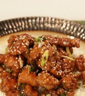 MICHAEL SYMON General Tso's Chicken
