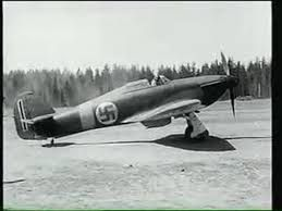 Image result for finnish hAWker hurricane image