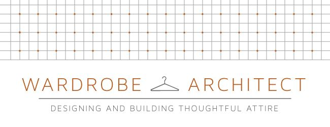 Introducing The Wardrobe Architect: Crafting a small wardrobe that reflects who you are