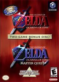 Zelda Ocarina Of Time GameCube Game | DKOldies.