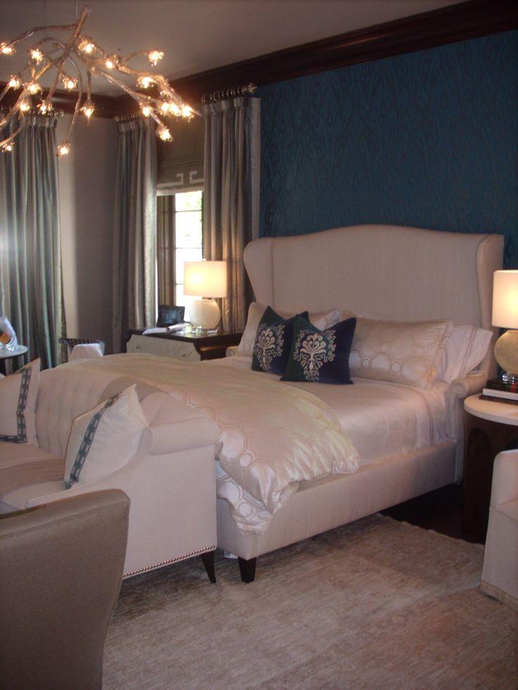 Master Bedroom Designer Traci Rhoads