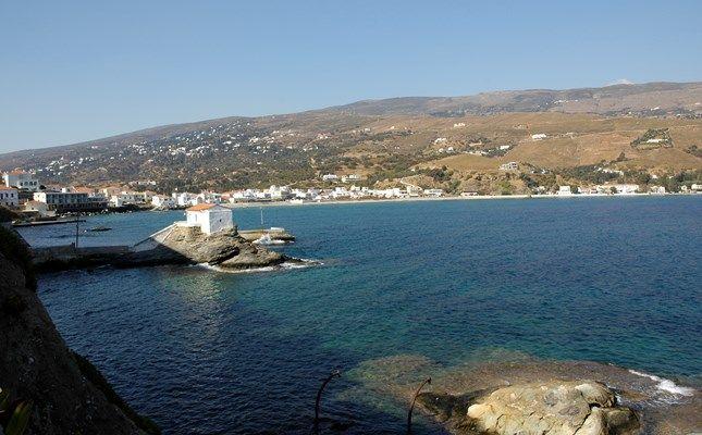 Γραφικό τοπίο στη Χώρα της Άνδρου http://diakopes.in.gr/trip-ideas/article/?aid=209717 #andros #island #greece #travel