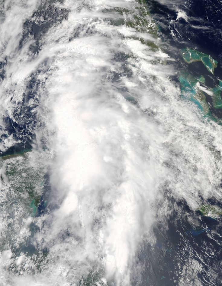 June 6, 2016 Colin (was TD3) - North Atlantic Ocean/Gulf of Mexico Tropical Storm Colin in Gulf of Mexico