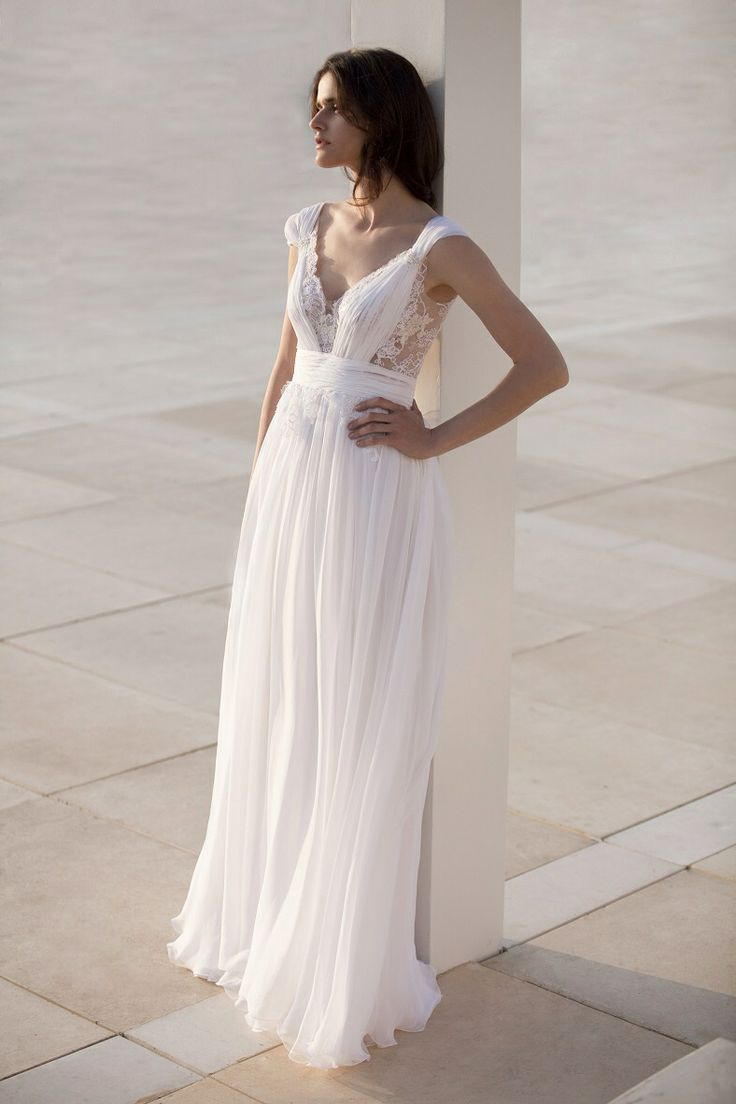 Mira Zwillinger Bridal collection - 'Julia' dress