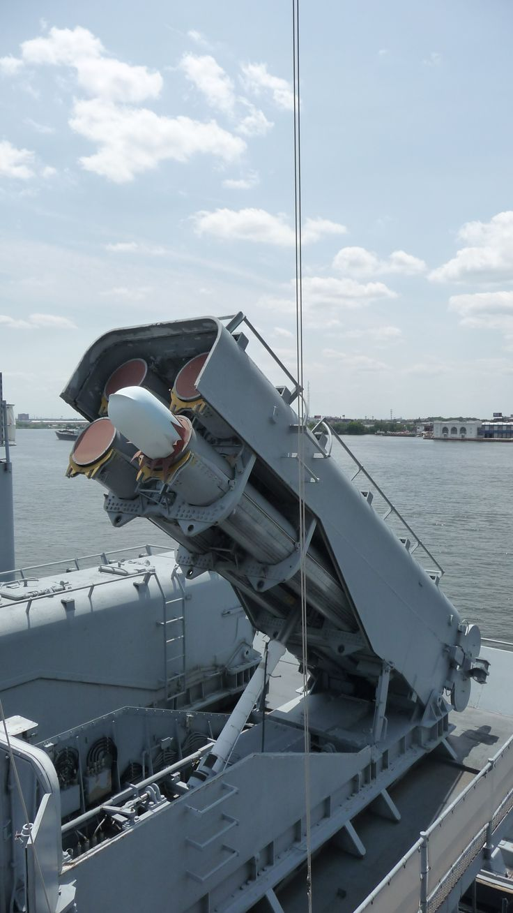 Tomahawk Cruise Missile  launcher