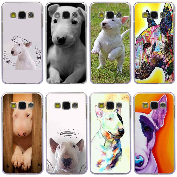 Bull Terrier Pet Lovers Transparent Phone Case for Samsung Note 3 4 5 7 for Galaxy a3 a5 2017 a7 a8 j3 j5 j7 2015 2016  Price: 7.99 & FREE Shipping  #petowners #animallovers #doglovers #catlovers #fenchies #doxies #doglovergifts