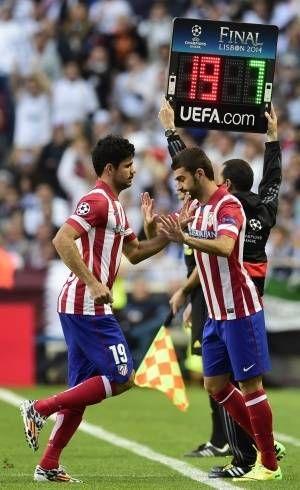 Diego Costa sai lesionado na final da Liga dos Campeões - Esportes - R7 Esportes