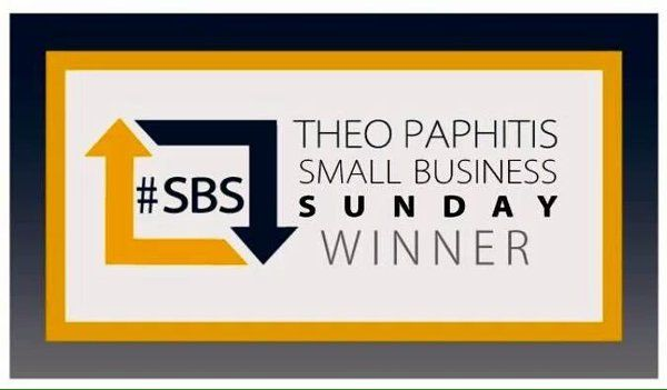 Well look at this!! We're an #SBS Winner :)