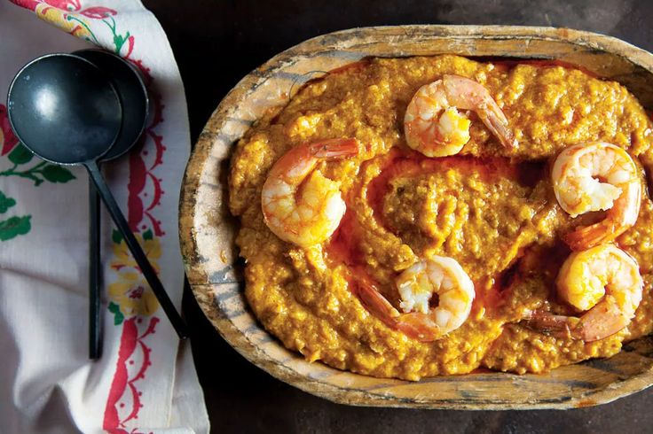 Brazilian Shrimp Stew (Vatapá)