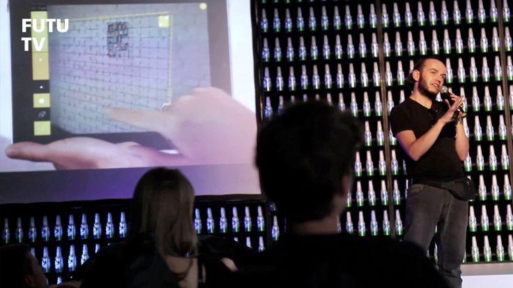 BRIDGE   FUTU TV na FUTU.PL Podczas tegorocznego Open'era uczestnicy festiwalu mogli oglądać i słuchać nie tylko niezapomnianych koncertów, ale też – we wnętrzach Heineken Design Pavilion – dowiedzieć się niezwykłych rzeczy na temat rozszerzonej rzeczywistości i technologii druku 3D. http://www.futu.pl/futu,2,2489,bridge__%7C__futu_tv.html