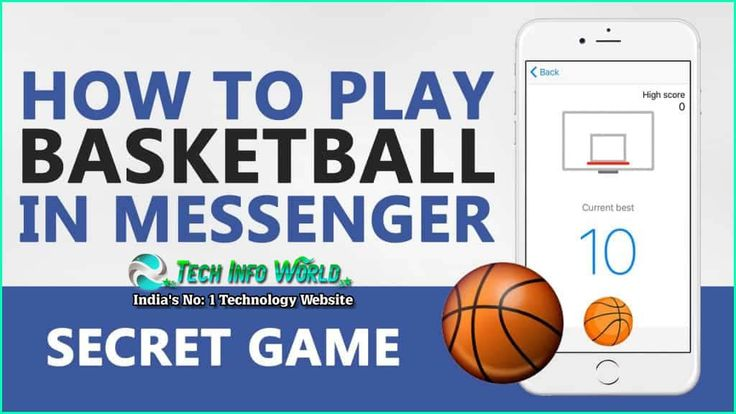 In this article I will teach about How to play basketball game with your friends in Facebook messenger. Facebook is one of the best social network in the world. In the world most of the people are joined in Facebook to share the daily activities and communicate his friends anywhere in the world.... - http://www.techinfoworld.com/play-basketball-game-facebook-messenger