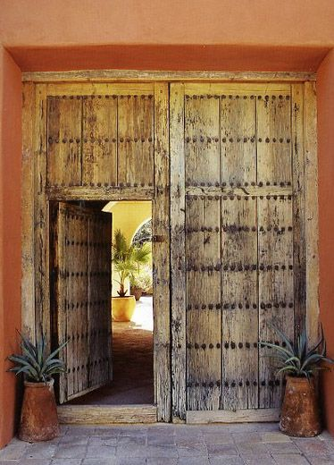 I'm pretty sure that if you lived on the other side of those doors, you'd be super fabulous!