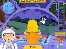 Despega con la nave de Pipo desde la Tierra hasta más allá de nuestra galaxia (English, Español, català) www.funastronomytour.com    #Pipo #astronomía #astronomy