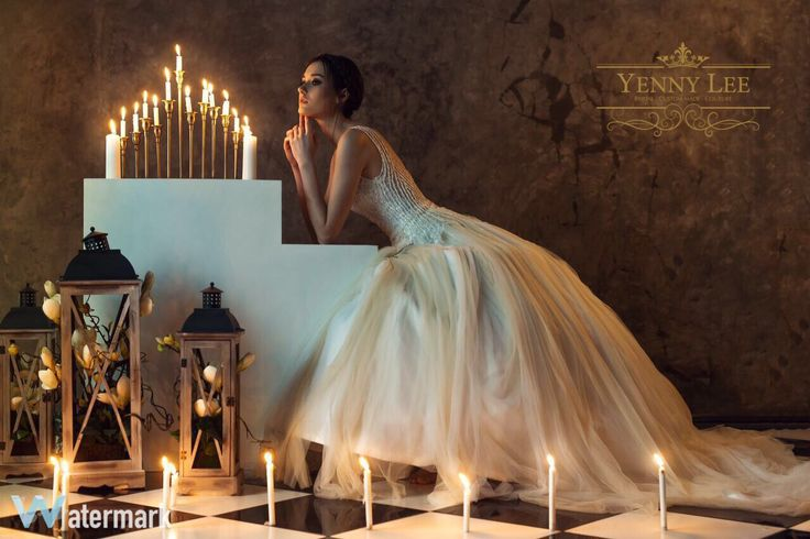 A loving bride is meant for a loving groom. Meet up, hang out, and be together just the two of them is precious in every moment.   Go grab your wedding dress collection just with Yenny Lee Bridal Couture @yennylee_couture   www.yennyleecouture.com   +62 812 1741 1038