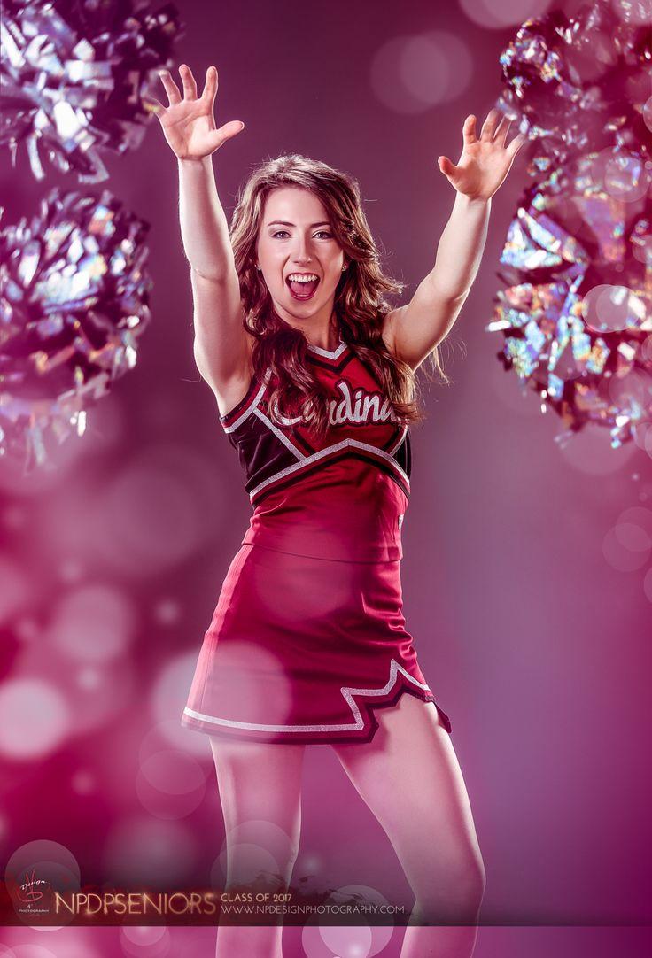NP Design & Photography | Senior Pictures | Senior Photography | Cheer Pictures | Cheerleader Senior Pictures | Cheerleading Photography | Fun Senior Picture Ideas | NPDP Seniors