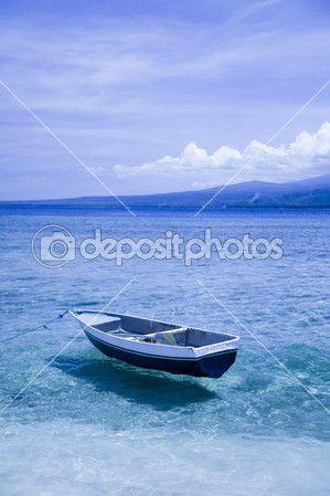 лодка — Стоковое фото © JanPietruszka #38937893