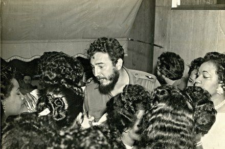 Fidel Castro and the Moment of Departure