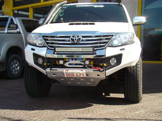 Rhino 4x4 Australia Toyota Hilux 2012 2014 Jgc
