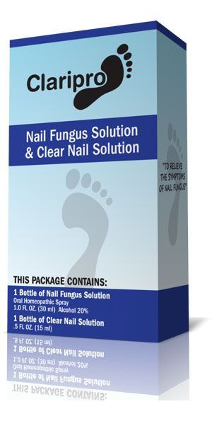 Claripro Cure Toenail Fungus Treatment    Claripro's cure toenail fungus treatment is unique topical AND oral homeopathic combination can help you to cure toenail fungus and regain your beautiful hands and feet. Best of all, you can start seeing a noticeable difference in just a few weeks! More info please visit http://www.CureToeNailFungus4U.com