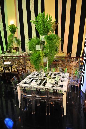 Green Centerpiece