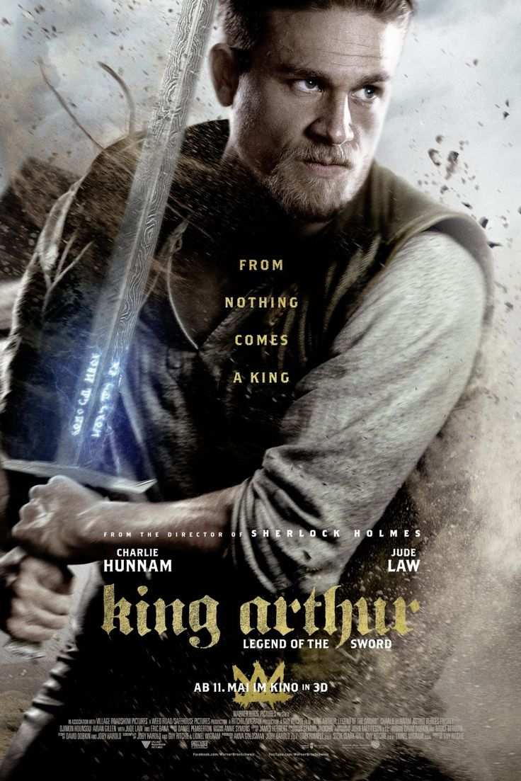 King Arthur Legend of the Sword Free Movie Online Full HD
