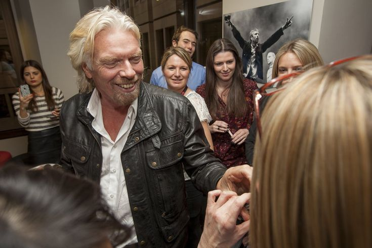 Richard Branson: How to find the right people for your business - Virgin.com