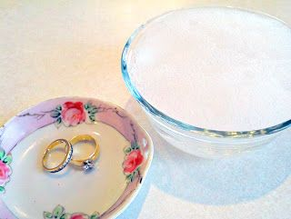 Cleaning Gold Jewelry | One Good Thing by Jillee