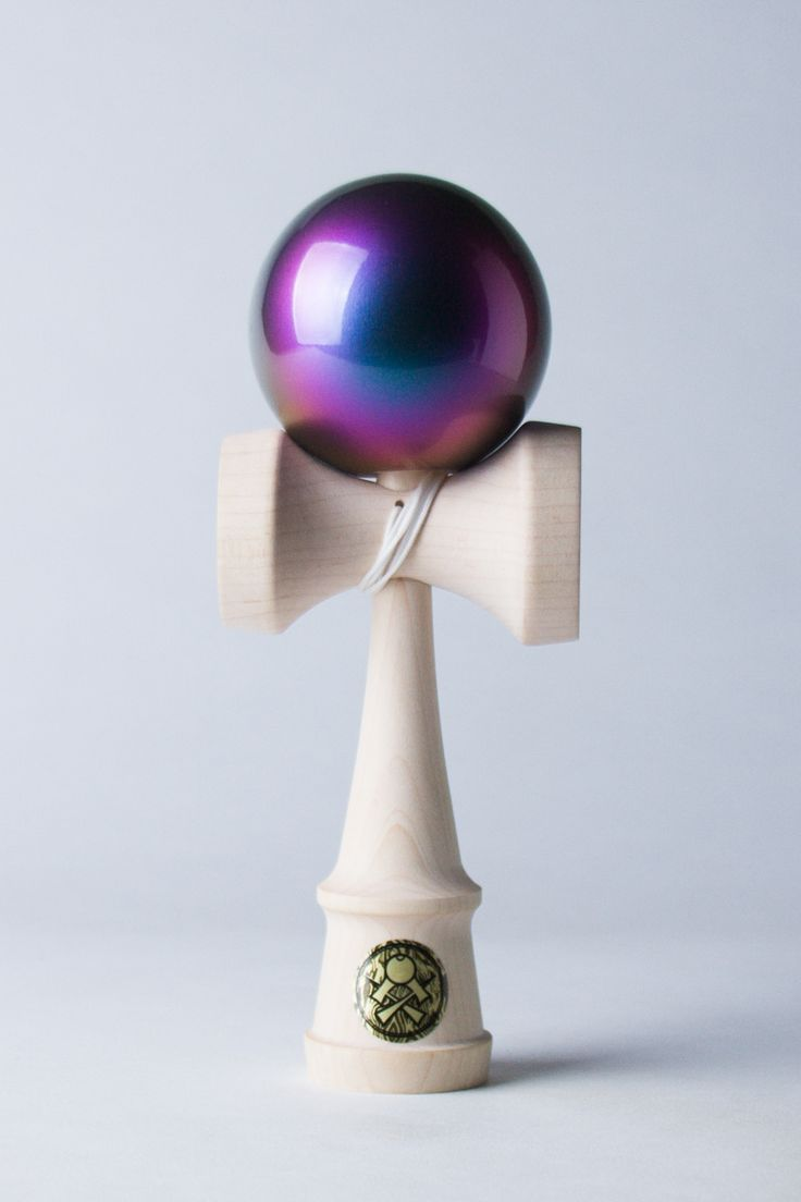 kendamas | Homegrown Maple – Limited Cosmic Crush