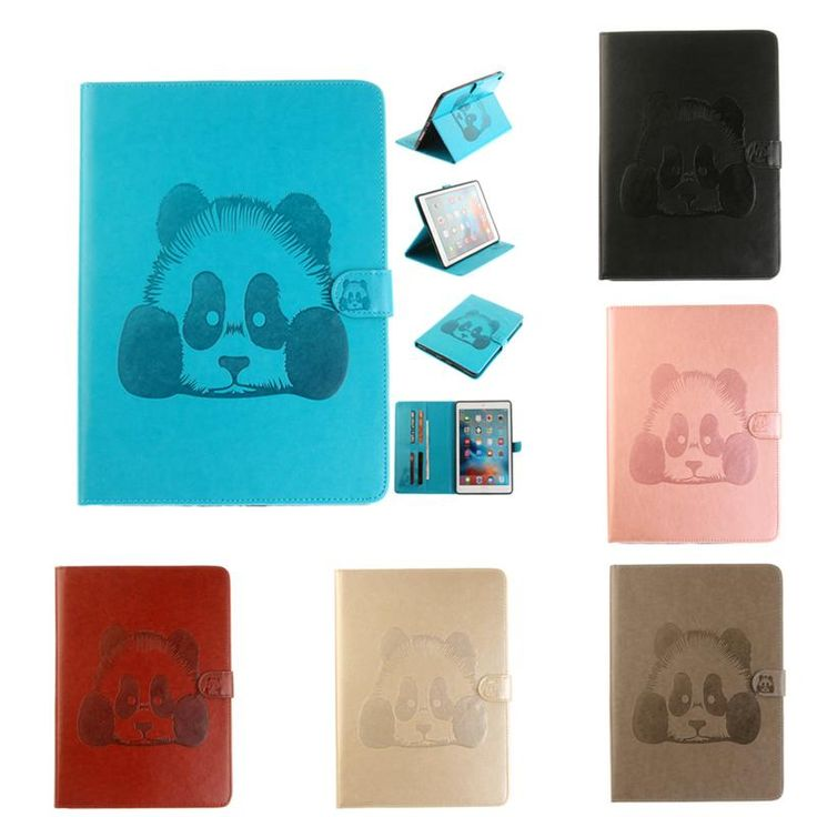 Cute Panda Embossing Pu Leather Case Magnetic Floding Flip Stand Cover Case For Ipad Mini1/2/3/4 Ipad 2/3/4 Air 2 Samsung Tablets Case Tablet Cases 10 Inch Tablet Bags From Coffeelee, $4.99| Dhgate.Com