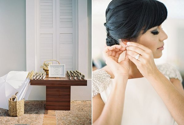 Vibrant Puerto Rico Destination Wedding : Bajan Wed