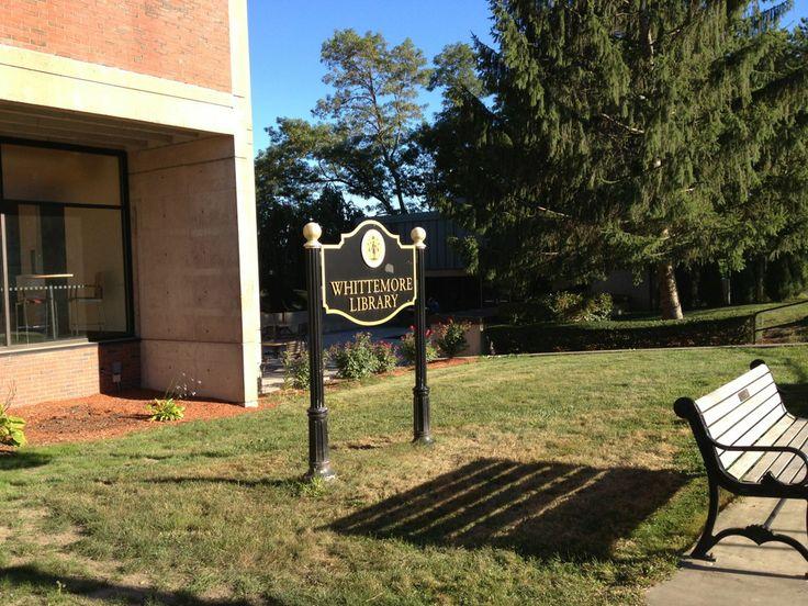 Henry Whittemore Library (Framingham State University)