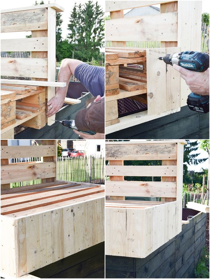 83 best Alles Paletti images on Pinterest Furniture from pallets