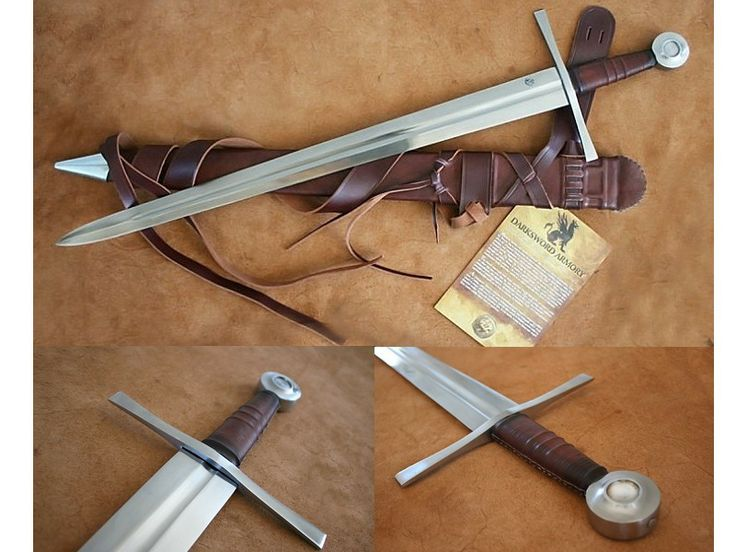 81 Best Images About Battle Ready Medieval Swords On