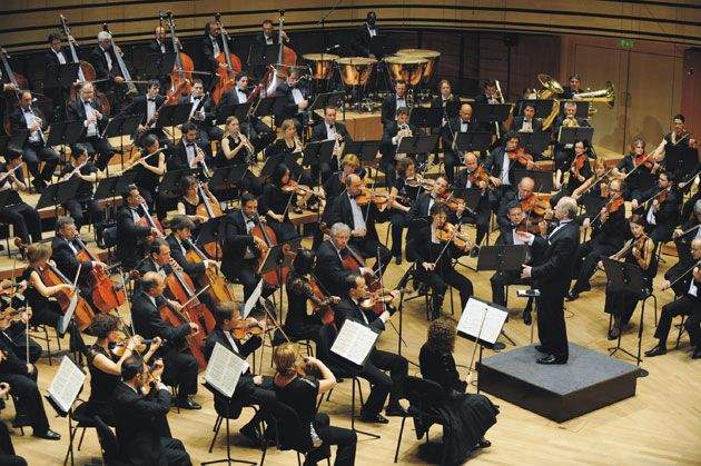 H Budapest Festival Orchestra στο ΜΜΑ